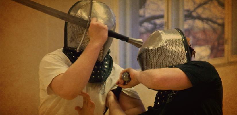 Historiallisen miekkailun alkeiskurssi, syksy 2017